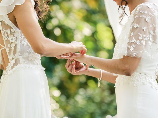 Le mariage de Clara et Laura à Fontenay-Trésigny, Seine-et-Marne 88