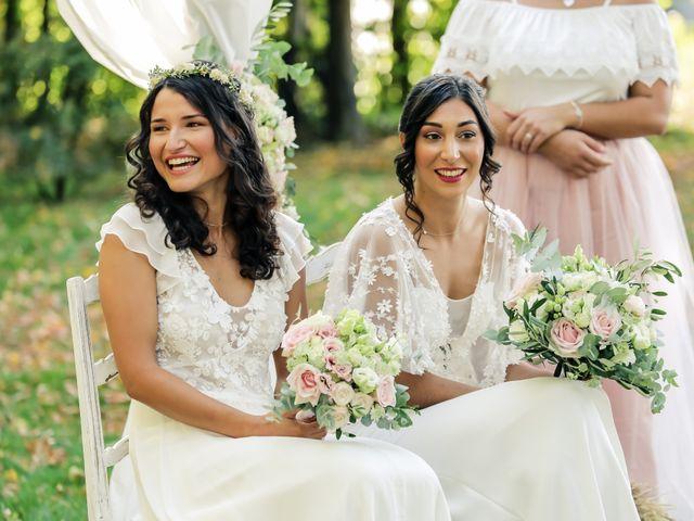 Le mariage de Clara et Laura à Fontenay-Trésigny, Seine-et-Marne 96