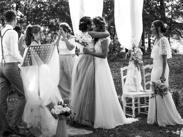 Le mariage de Clara et Laura à Fontenay-Trésigny, Seine-et-Marne 99