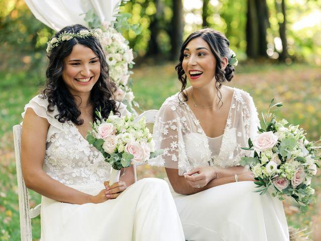 Le mariage de Clara et Laura à Fontenay-Trésigny, Seine-et-Marne 104