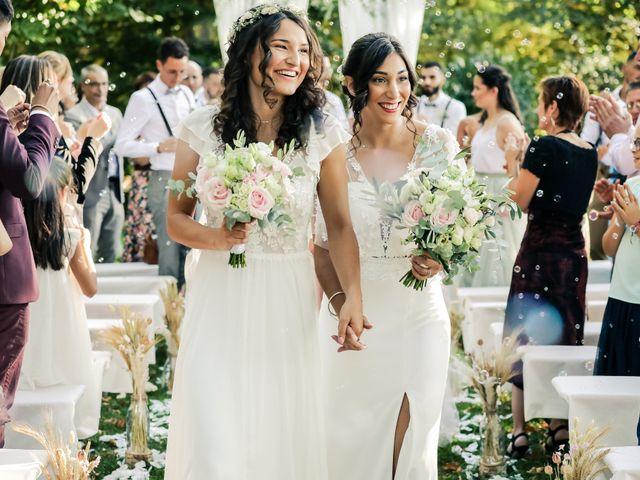 Le mariage de Laura et Clara
