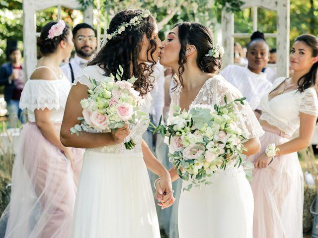 Le mariage de Clara et Laura à Fontenay-Trésigny, Seine-et-Marne 110