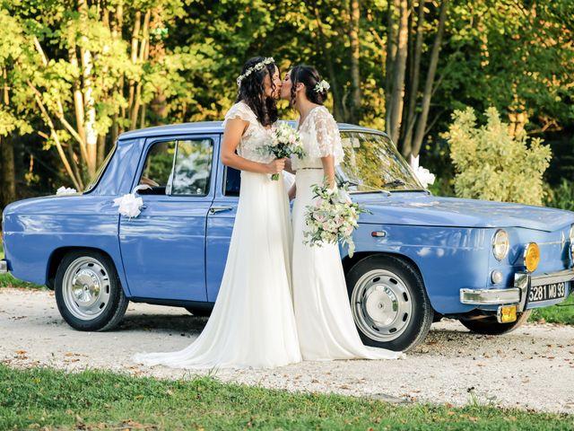 Le mariage de Clara et Laura à Fontenay-Trésigny, Seine-et-Marne 151