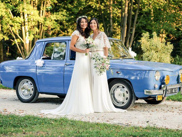 Le mariage de Clara et Laura à Fontenay-Trésigny, Seine-et-Marne 152