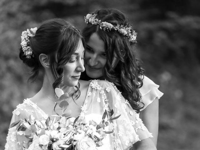 Le mariage de Clara et Laura à Fontenay-Trésigny, Seine-et-Marne 161