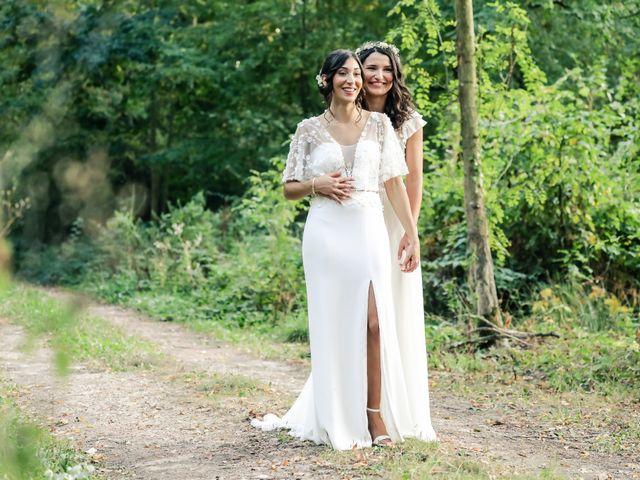 Le mariage de Clara et Laura à Fontenay-Trésigny, Seine-et-Marne 163