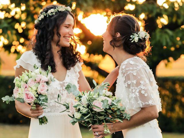 Le mariage de Clara et Laura à Fontenay-Trésigny, Seine-et-Marne 170