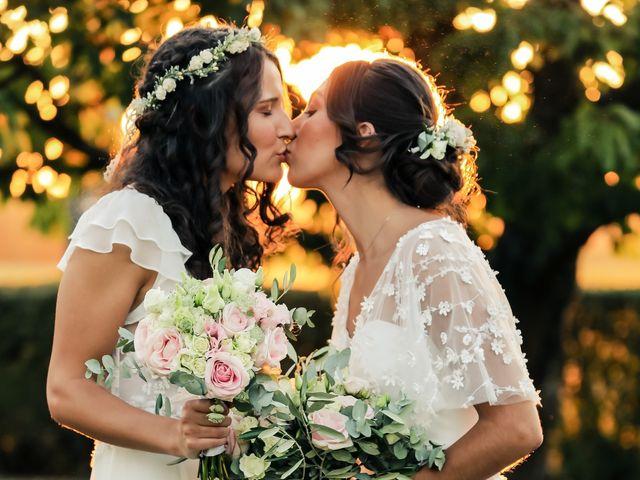 Le mariage de Clara et Laura à Fontenay-Trésigny, Seine-et-Marne 171