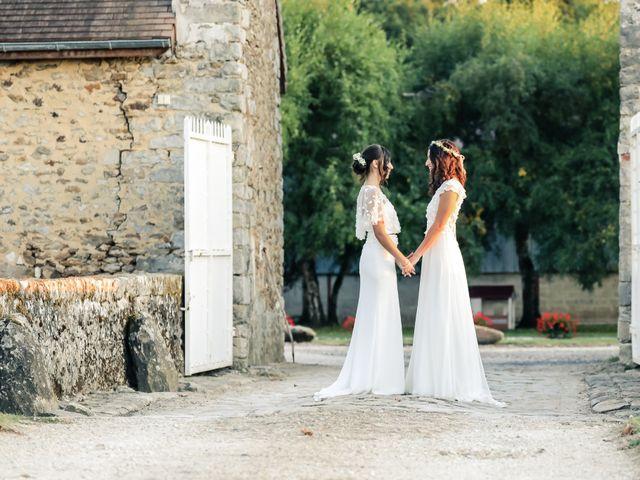 Le mariage de Clara et Laura à Fontenay-Trésigny, Seine-et-Marne 174