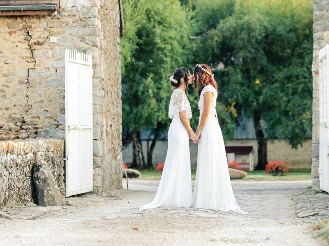Le mariage de Clara et Laura à Fontenay-Trésigny, Seine-et-Marne 175