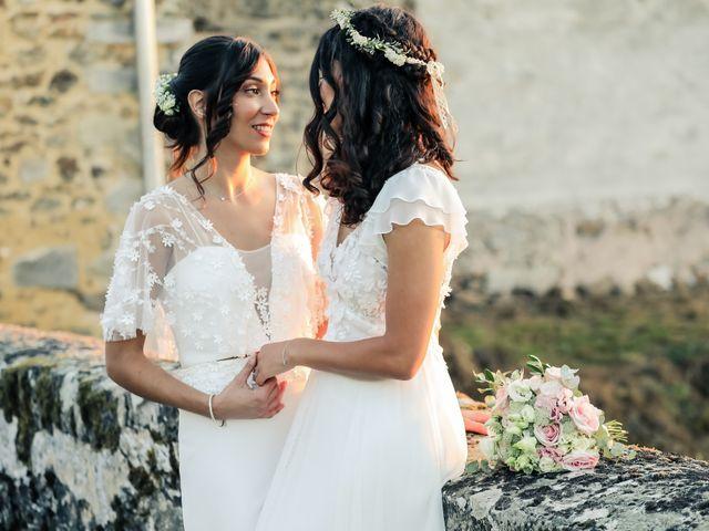 Le mariage de Clara et Laura à Fontenay-Trésigny, Seine-et-Marne 176