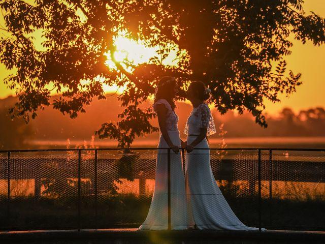Le mariage de Clara et Laura à Fontenay-Trésigny, Seine-et-Marne 178