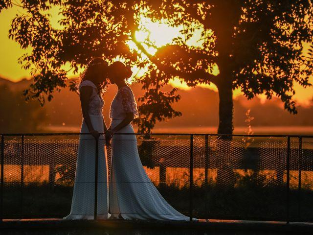 Le mariage de Clara et Laura à Fontenay-Trésigny, Seine-et-Marne 180