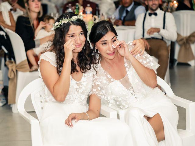 Le mariage de Clara et Laura à Fontenay-Trésigny, Seine-et-Marne 200