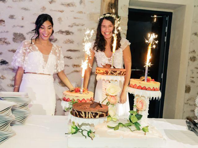 Le mariage de Clara et Laura à Fontenay-Trésigny, Seine-et-Marne 207