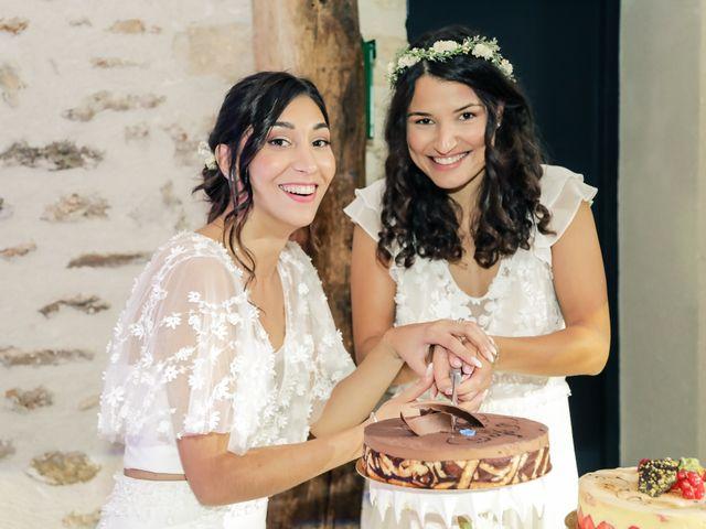 Le mariage de Clara et Laura à Fontenay-Trésigny, Seine-et-Marne 212