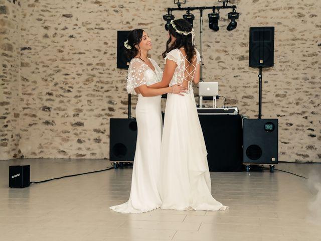 Le mariage de Clara et Laura à Fontenay-Trésigny, Seine-et-Marne 213