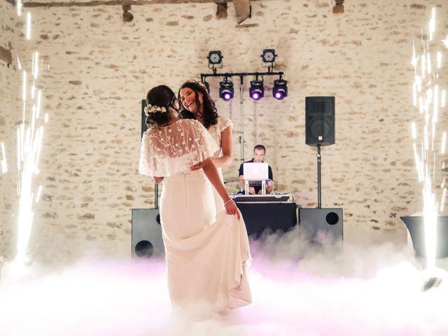 Le mariage de Clara et Laura à Fontenay-Trésigny, Seine-et-Marne 215