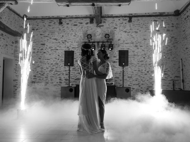 Le mariage de Clara et Laura à Fontenay-Trésigny, Seine-et-Marne 218