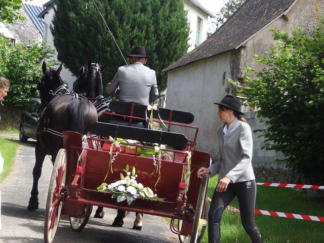 Le mariage de Fabrice et Eugénie à Saint-Maudan, Côtes d'Armor 7