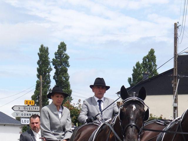 Le mariage de Fabrice et Eugénie à Saint-Maudan, Côtes d'Armor 8