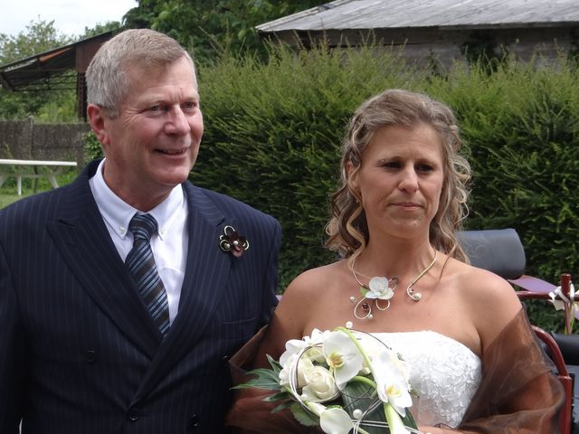 Le mariage de Fabrice et Eugénie à Saint-Maudan, Côtes d'Armor 11