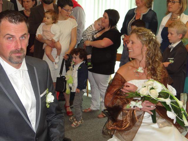 Le mariage de Fabrice et Eugénie à Saint-Maudan, Côtes d'Armor 12