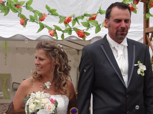 Le mariage de Fabrice et Eugénie à Saint-Maudan, Côtes d'Armor 23