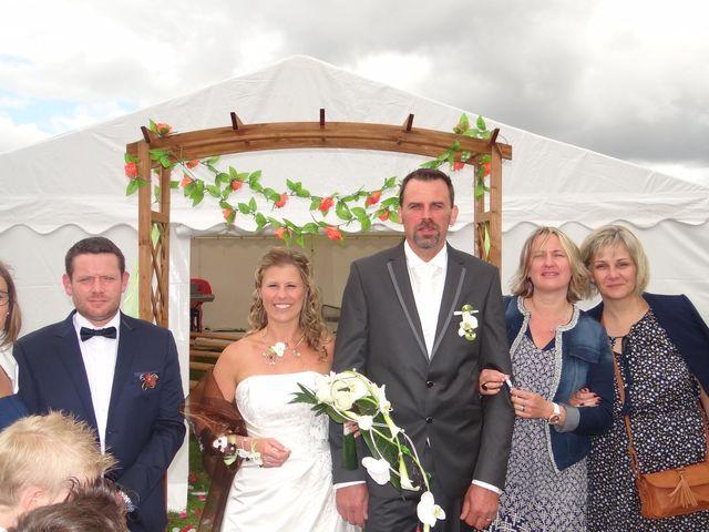 Le mariage de Fabrice et Eugénie à Saint-Maudan, Côtes d'Armor 24