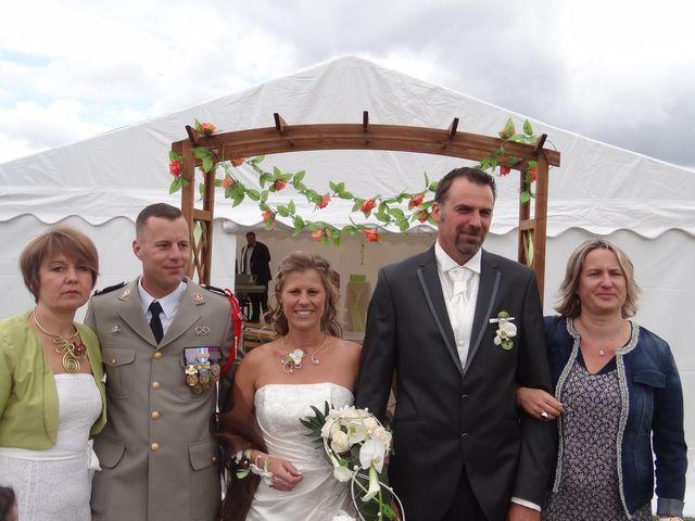 Le mariage de Fabrice et Eugénie à Saint-Maudan, Côtes d'Armor 25