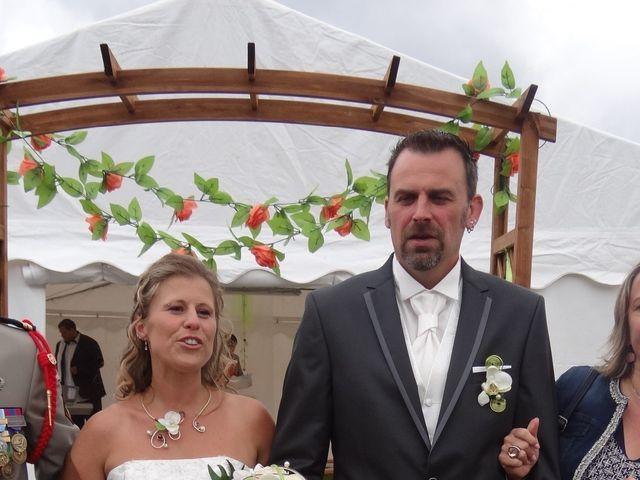 Le mariage de Fabrice et Eugénie à Saint-Maudan, Côtes d'Armor 26