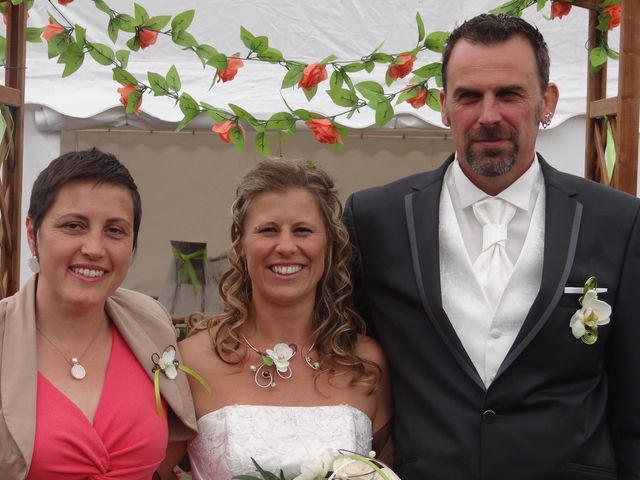Le mariage de Fabrice et Eugénie à Saint-Maudan, Côtes d'Armor 27