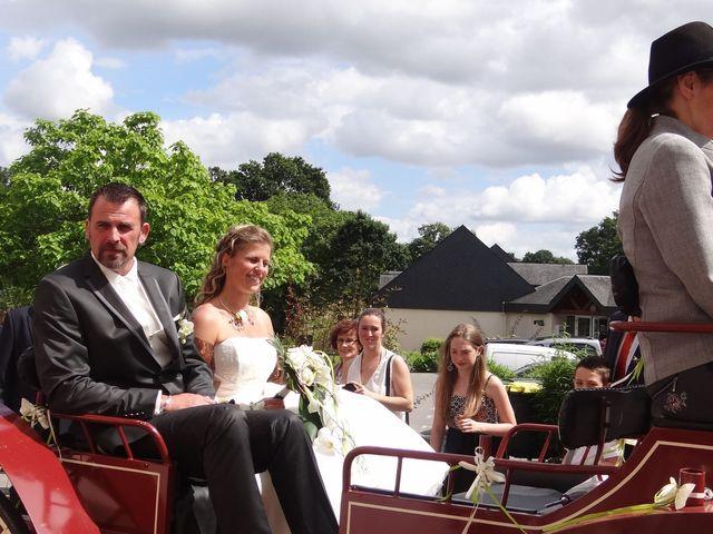 Le mariage de Fabrice et Eugénie à Saint-Maudan, Côtes d'Armor 32