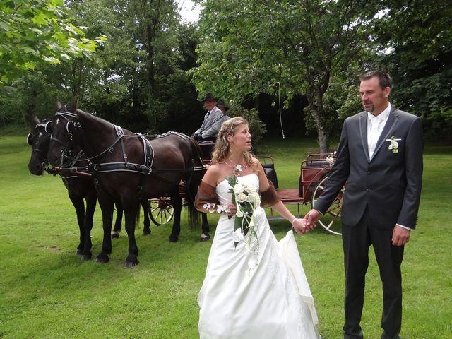 Le mariage de Fabrice et Eugénie à Saint-Maudan, Côtes d'Armor 34