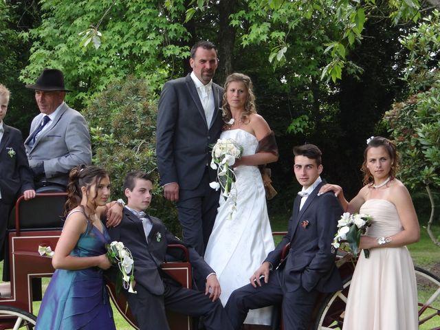 Le mariage de Fabrice et Eugénie à Saint-Maudan, Côtes d'Armor 2