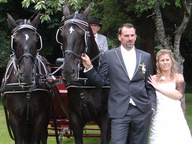 Le mariage de Fabrice et Eugénie à Saint-Maudan, Côtes d'Armor 36
