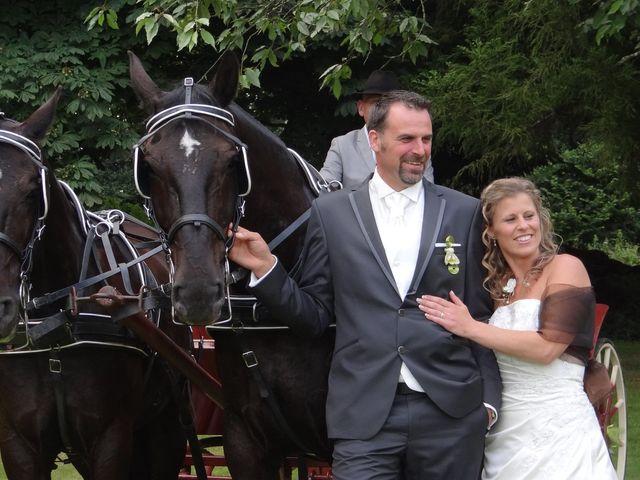 Le mariage de Fabrice et Eugénie à Saint-Maudan, Côtes d'Armor 37