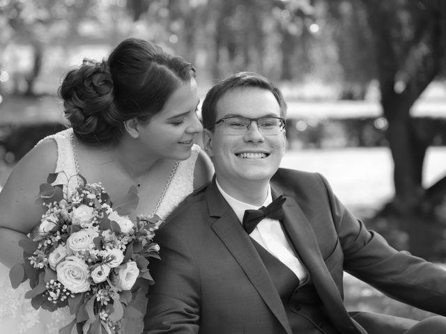 Le mariage de Arnaud et Caroline à Reilly, Oise 1
