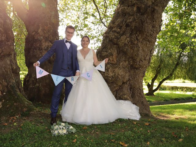 Le mariage de Arnaud et Caroline à Reilly, Oise 2