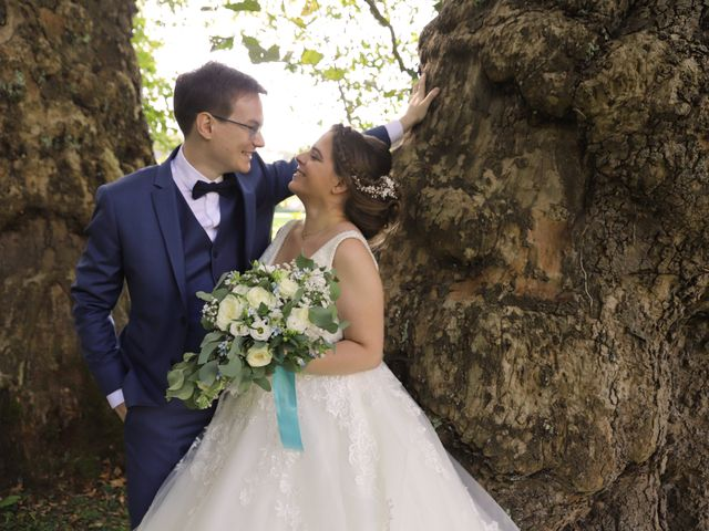 Le mariage de Arnaud et Caroline à Reilly, Oise 21