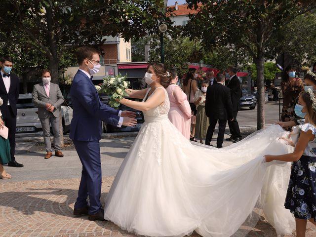 Le mariage de Arnaud et Caroline à Reilly, Oise 25