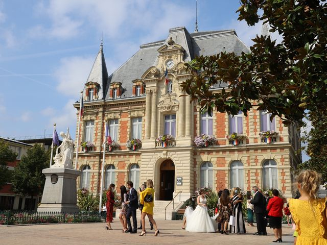 Le mariage de Arnaud et Caroline à Reilly, Oise 26