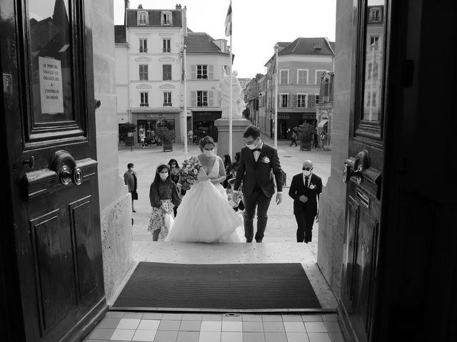 Le mariage de Arnaud et Caroline à Reilly, Oise 28