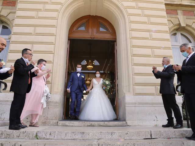 Le mariage de Arnaud et Caroline à Reilly, Oise 35