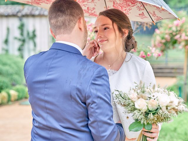 Le mariage de Nicolas et Fanny à Sainte-Consorce, Rhône 14