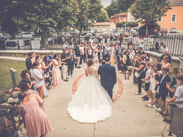 Le mariage de Joël et Sylvia à Saint-Péray, Ardèche 8