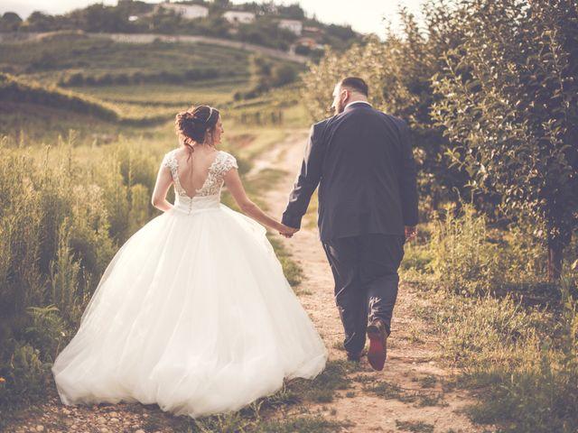 Le mariage de Joël et Sylvia à Saint-Péray, Ardèche 16
