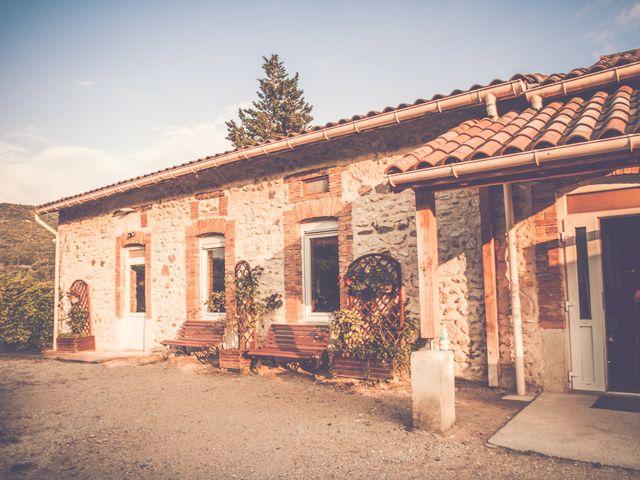 Le mariage de Joël et Sylvia à Saint-Péray, Ardèche 22