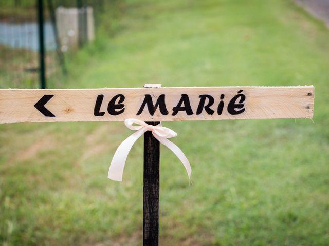 Le mariage de Jérémy et Aurore à Fauillet, Lot-et-Garonne 5