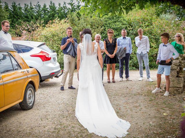 Le mariage de Jérémy et Aurore à Fauillet, Lot-et-Garonne 25
